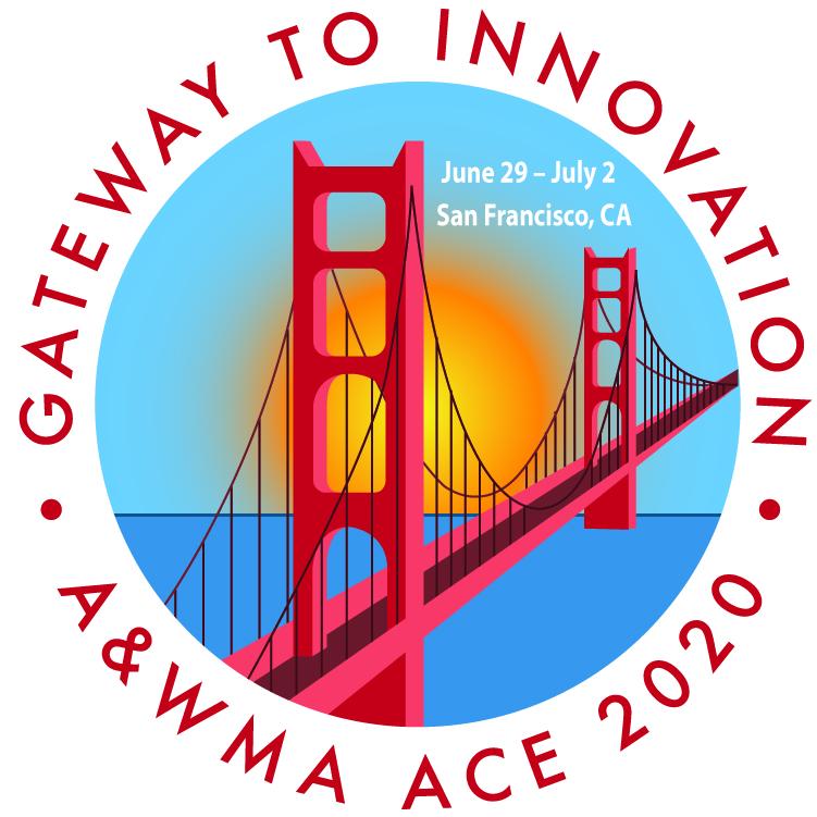 A&WMA Ace 2020 Logo